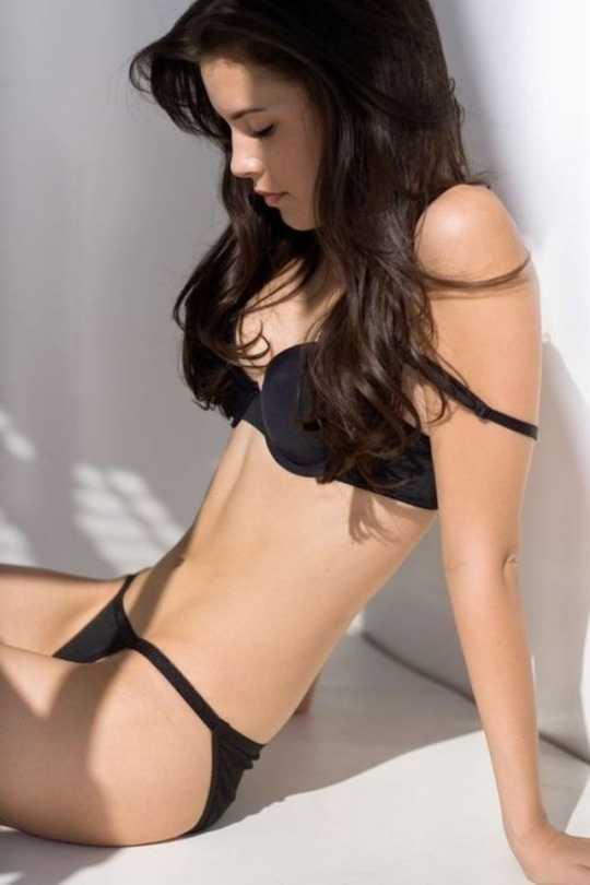 Xxx skinny pale brunettes